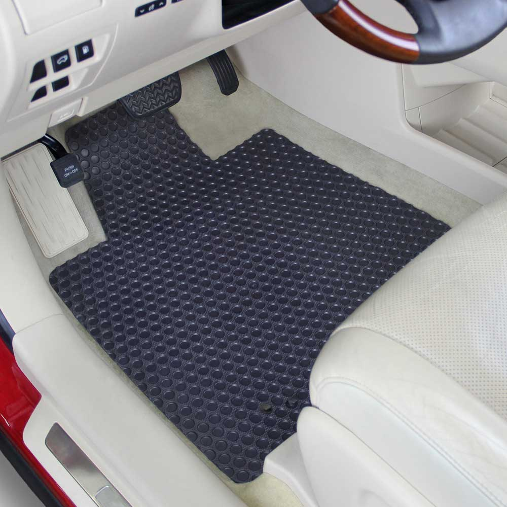 footwell rubber car floor heel pad cars pin plate alloy for pedal mat nicoman mats foot aluminum metal