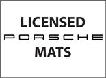 Licensed Porsche Mats