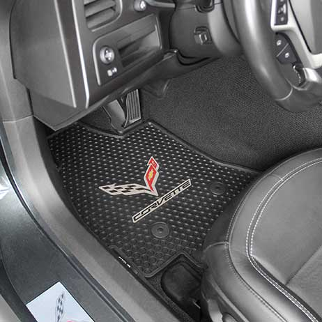 Signature Rubber Mats